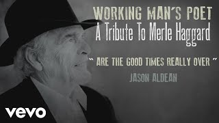 Jason Aldean - Are the Good Times Really Over (Audio)