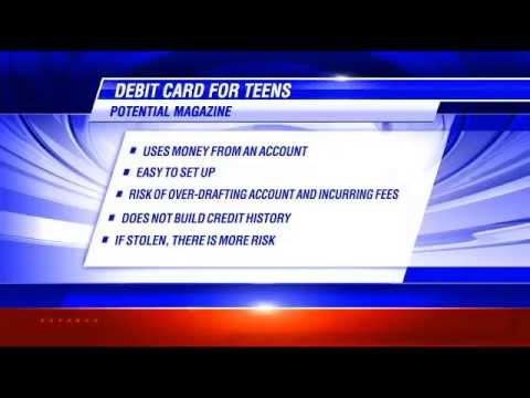 Best option for debit card for teen