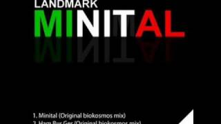 Landmark - Ham Bur Ger (Original Biokosmos Mix)