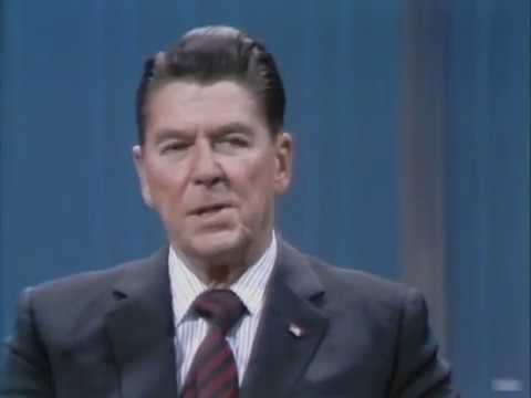 Ronald Reagan Interview on The Dick Cavett Show 1971