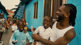 Burna Boy - Question feat Don Jazzy Official Music Video