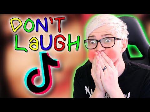 TRY TO MAKE ME LAUGH (Tik Tok MEMES)