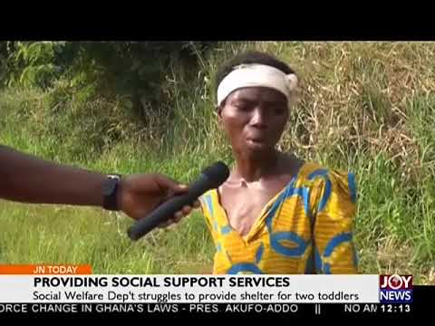 Providing Social Support Services   Joy News Today 27 11 17