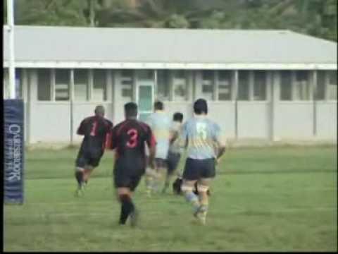 Niue Island : Alofi vs Liku Rugby Final 2007