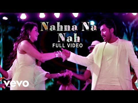 Nahna Na Nah (Lyric Video)   Yuvan Shankar Raja   Vaali   Devan Ekambaram   Karthi, Hansika