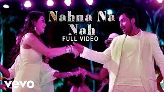 Nahna Na Nah (Lyric Video) | Yuvan Shankar Raja | Vaali | Devan Ekambaram | Karthi, Hansika
