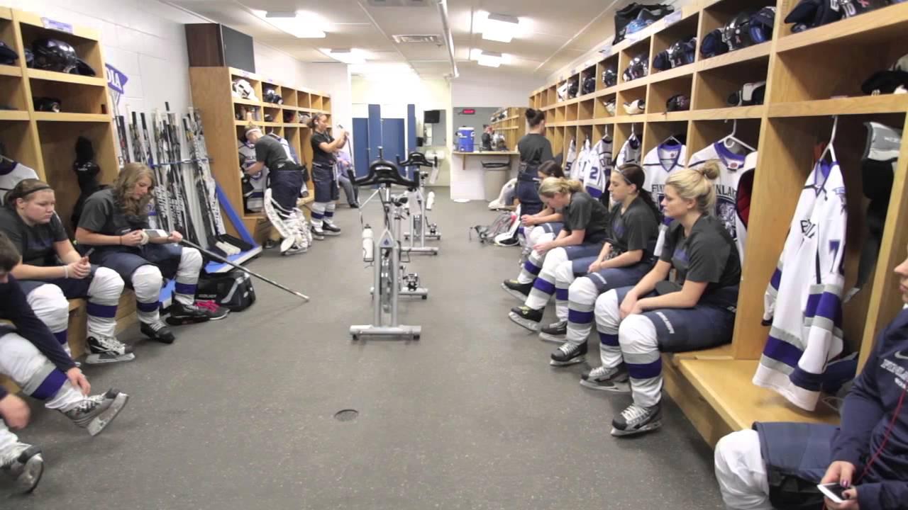 The Experience Finlandia Women S Ice Hockey Trailer