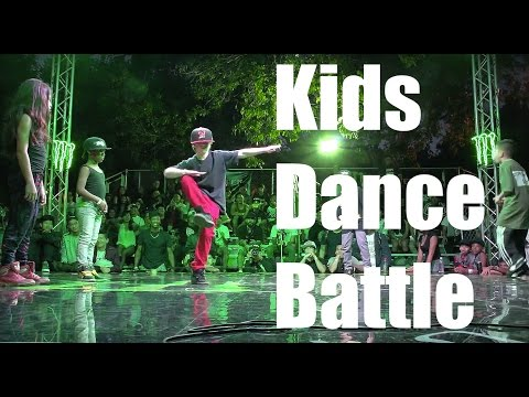 Kids Dance Battle | Monster Energy Arena |  #WODBAY @dancersglobal