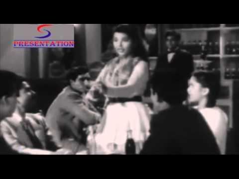 Dil Hai Nishana Naino Ke Teer Ka - Asha Bhosle - CHAR PAISE - Kishore Kumar, Shyama, Nimmi