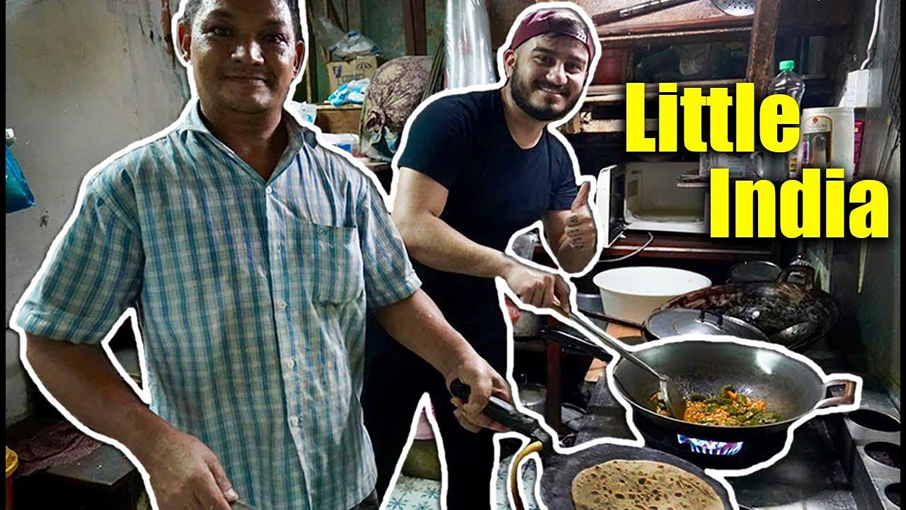 Bangkok's Little India | Indian Food in Bangkok !!!