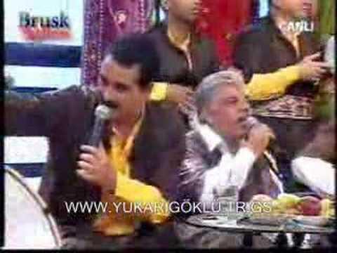 İbrahim Tatlises / Hawar Dile / Sira Gecesi / www.kurtcemuzikdinle.yolasite.com