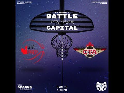 Canada Top Flight Academy vs GTA Prep