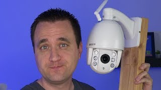 This HOSAFE Camera is the size of my head!