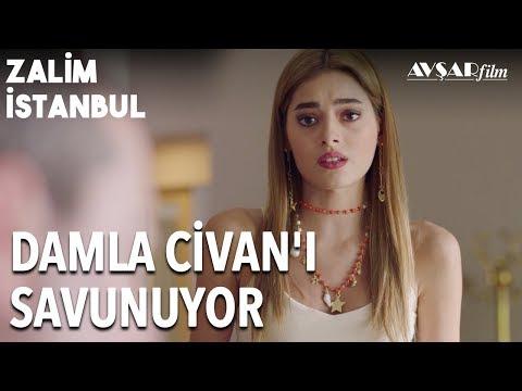 Damla Civan'ı Kurtarmaya Çalışıyor | Zalim İstanbul 10. Bölüm