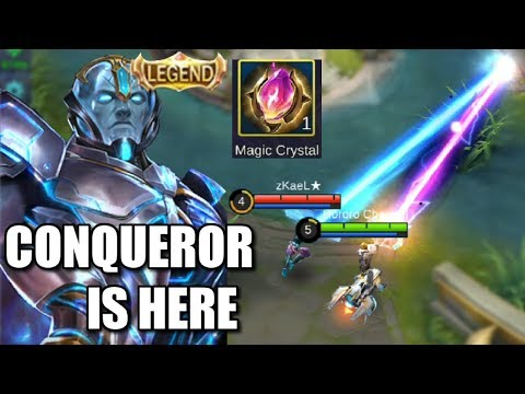 LEGENDARY GORD IS HERE AND HIS SKILLS ANIMATION WITH GAMEPLAY