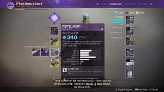 How To Get The Huckleberry Catalyst In Destiny 2