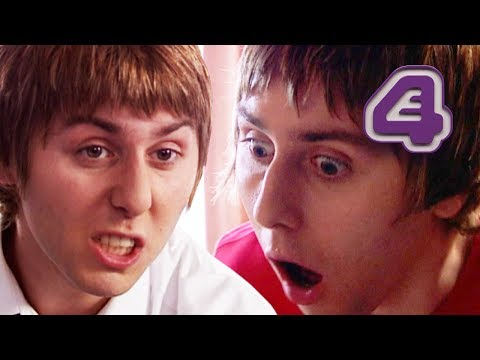 BEST OF THE INBETWEENERS  Jay's Funniest Moments  Series 2