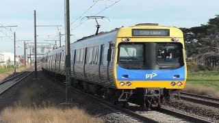 Panasonic HC-V785 test - Metro Trains at Aircraft