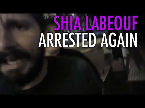 Shia LaBeouf's sanity destroyed by the Left