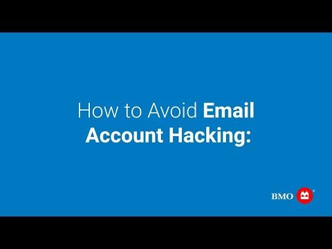 How To Avoid Email Account Hacking | BMO Online Banking For Business