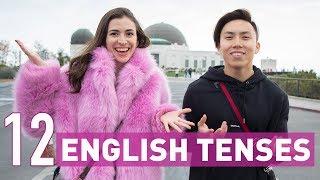 Download lagu HOW TO LEARN 12 ENGLISH TENSES. ENGLISH GRAMMAR IN SPOKEN ENGLISH