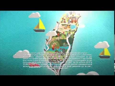 Vidéo Taïwan, le coeur de l'Asie