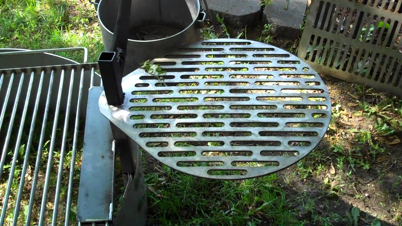 Stainless Steel Fire PIt Ring Liner/Insert - YouTube