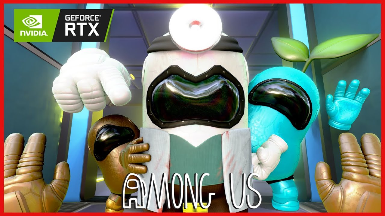 Download AMONG US 3D ANIMATION - THE IMPOSTOR DOCTOR #22
