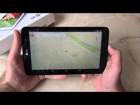Планшет LG G Pad 8.3. Позитивно и по Делу / от Арстайл /