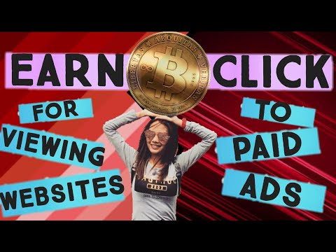 HOW TO EARN BITCOIN BY VIEWING WEBSITES | AdBTC.TOP REVIEW