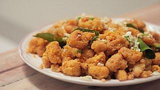 Crispy Salted Egg Chicken  Easy and Tasty Recipe