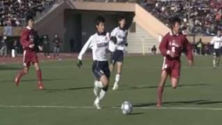 決勝!兵庫滝川第二vs京都久御山 110110 高校サッカー決勝 thumbnail