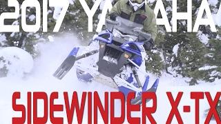 STV 2017 Yamaha Sidewinder X-TX