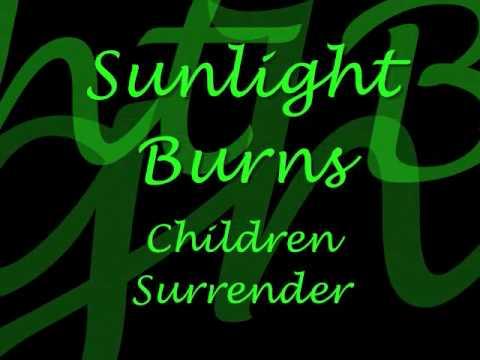 Black Veil Brides-Children Surrender[with lyrics]