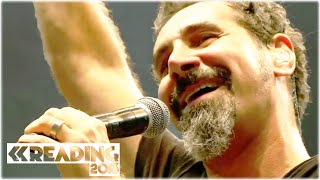 Repeat youtube video System Of A Down - Sugar live【Reading Festival | 60fpsᴴᴰ】