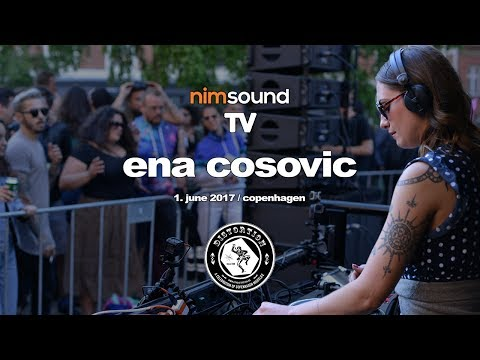 Nim Sound TV / Ena Cosovic @ Culture Box Stage, Distortion Street Party (1. June 2017)