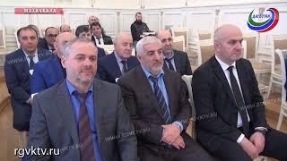 В Махачкале представители властей Дагестана и Чечни обсудили вопросы фиксации границ республик
