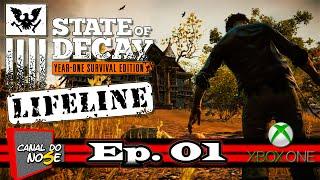 State Of Decay Year One #1 - De Volta A Sobrevivência Zumbi (EM PORTUGÛES)