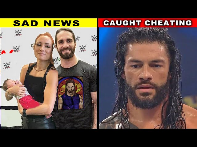Becky Lynch and Seth Rollins Sad News & Roman Reigns Caught Cheating - WWE News & Rumors 2021