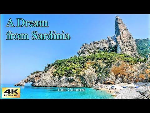 4K The Dream Sardinien  with  DJI Phantom 4