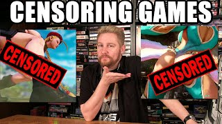 CENSORSHIP IN GAMES STILL! - Happy Console Gamer