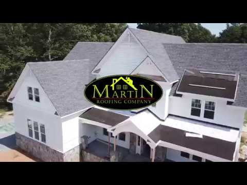 Splendid Westin Estates With GAF Timberline Natural Shadow In Pewter Gray   Martin  Roofing Company
