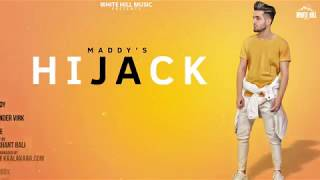 Hijack (Motion Poster) Maddy | Releasing on 26th April | White Hill Music