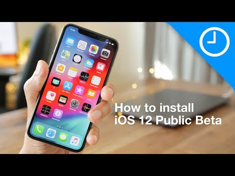 How to install iOS 12 Public Beta [9to5Mac]