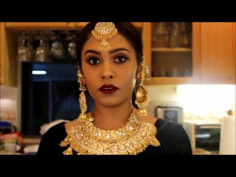 INDIAN GLAM!