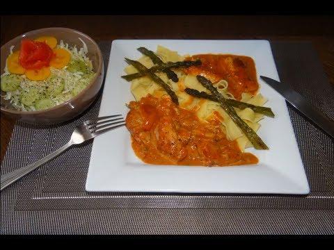 Piletina na Madjarski naćin! Chicken on Hungarian recipe..! 2018