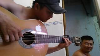 duyên phận guitar