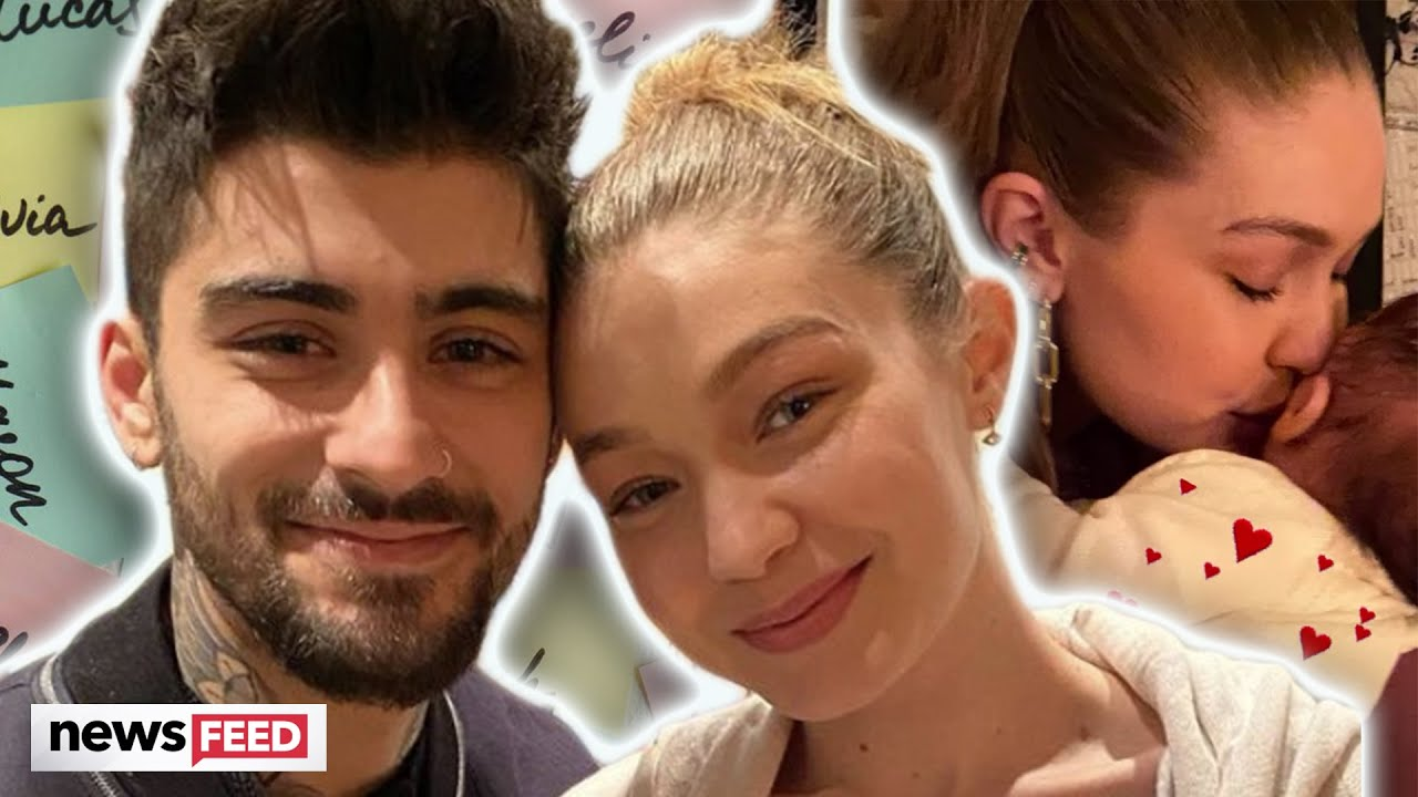 We Finally Know What Gigi and Zayn Named Their Baby