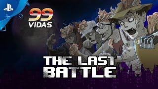 99Vidas: The Last Battle - DLC Launch Trailer | PS4