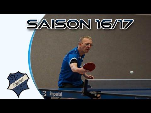 (Saison 2016/2017) Heßberg I - Suhl I: Andy Schmidt - Henry Heller